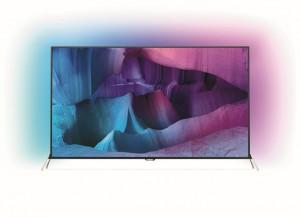 Nutzerfreundlich und smart: Philips neue 7600-UHD-TV-Serie