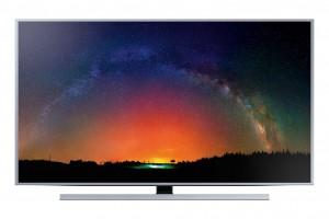 Premium-TV-Modell JS8090 von Samsung