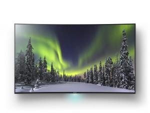 Mit perfekter Kurve: Sony BRAVIA 4K-Fernseher