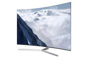 Die neuen 4K-Fernseher von Samsung