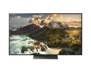 Sonys neue HDR-Fernseher mit Direct-LED-Backlight