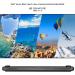 Dünner geht's nimmer: Der OLED-Fernseher W7 von LG