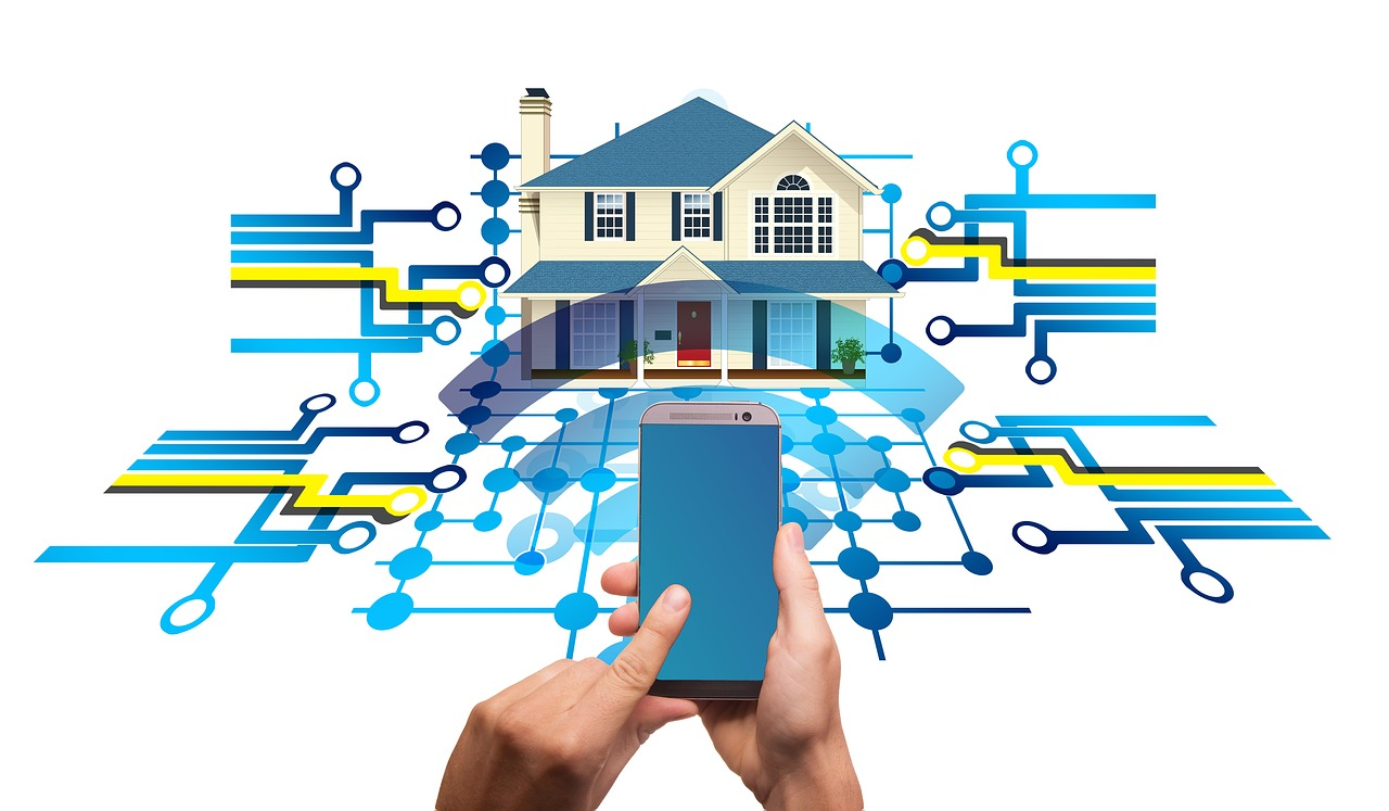 Die Digitalisierung kommt ins Haus: Smart-Home-Systeme