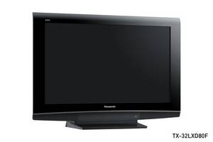 HD-Ready LCD-TV: Panasonic TX-32LXD80