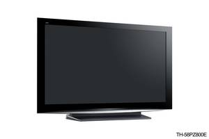Plasma-TV Panasonic TH-58PZ800E (Foto: Panasonic)