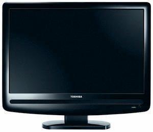 g nstiges zweit lcd tv toshiba 19av500p lcd fernseher. Black Bedroom Furniture Sets. Home Design Ideas
