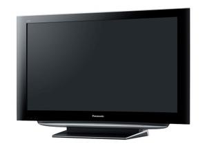 schwarzer riese panasonic plasma fernseher th 42 pz 85 lcd fernseher vergleich. Black Bedroom Furniture Sets. Home Design Ideas
