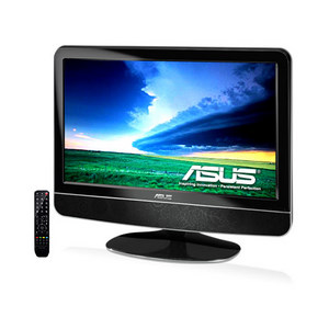 Guter Sound: Asus 22T1E Full HD LCD Fernseher