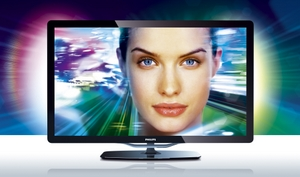 philips 46PFL8605K 3D Full HD LCD Fernseher (Foto: Philips)