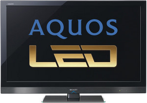 Sharp Aquos LC40LE 705E Full HD LCD Fernseher (Foto: Sharp)