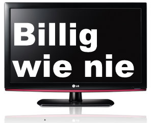 der schn ppchen check 32 zoll full hd fernseher so billig. Black Bedroom Furniture Sets. Home Design Ideas