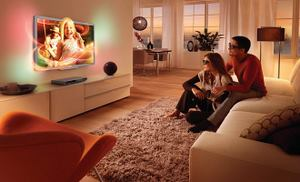 Philips 42PFL7406 Full HD LCD Fernseher foto philips
