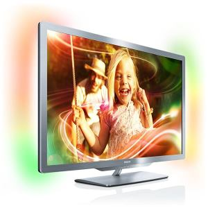 Philips 42PFL7606 3D Full HD LCD Fernseher foto philips