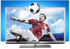 New Generation: Philips 40PFL5507 3D Full HD LCD Fernseher