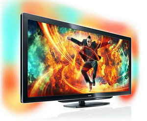 Philips 58PFL9956 3D Full HD LCD Fernseher foto philips