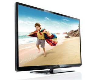 Eleganter Sparer: Philips 32PFL3517 Full HD LCD Fernseher