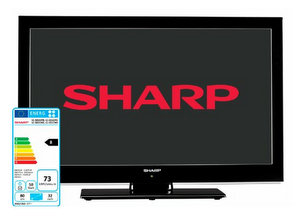 Sharp LC-32LE340E Full HD LCD Fernseher foto sharp.