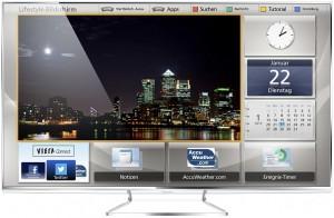 Panasonic TX-L47WTW60 (47-Zoll-LCD-TV)
