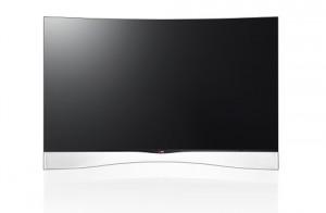 Der LG 55EA9709 : Neuer OLED-Fernseher mit gekrümmten Bildschirm