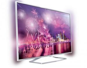 Neue Philips-Fernseher: Die 6000er Serien in der Vermarktung