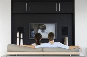 Fernsehschauen