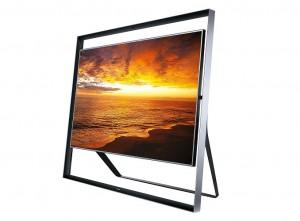 Groß, größer, am größten: Der Samsung UHD TV S9