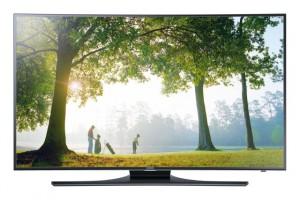 Samsung erweitert Serie 6 um Curved-TV-Modelle